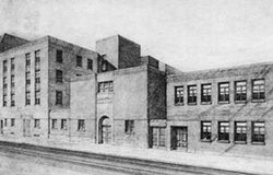 1950s-building-drawing-BW
