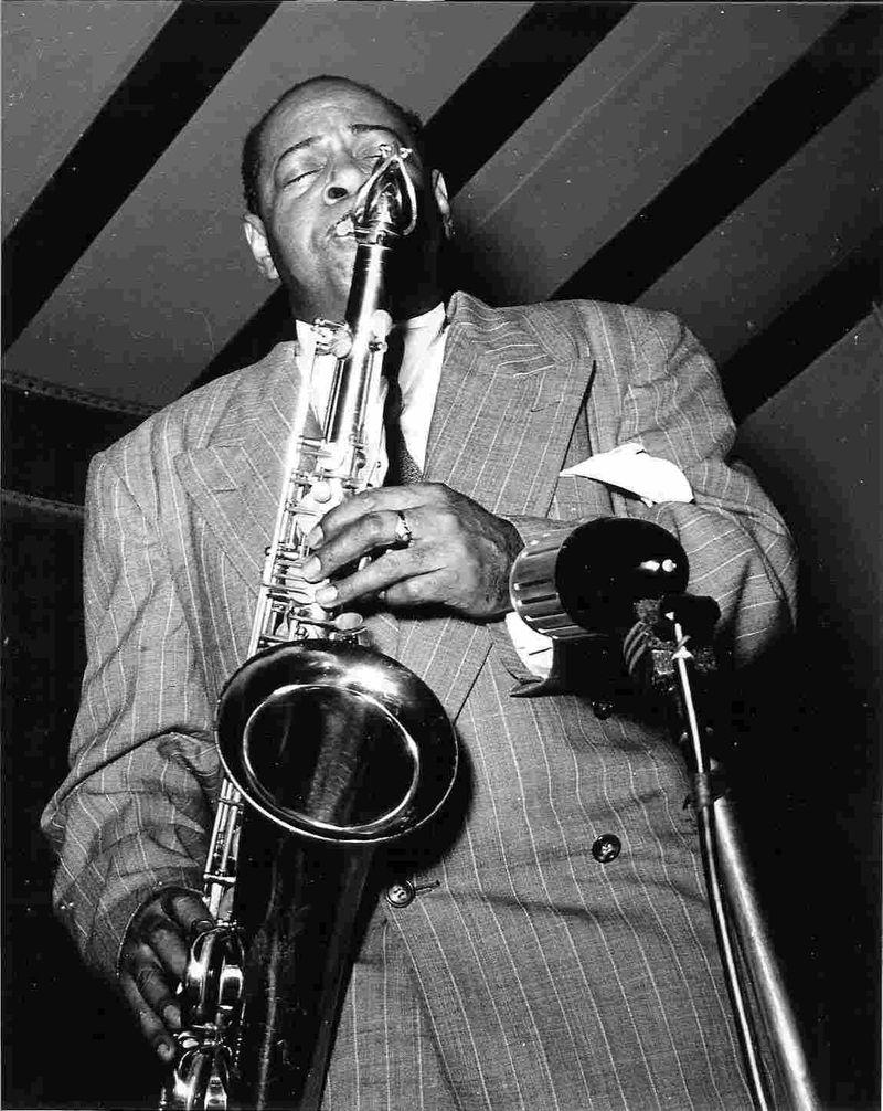 ColemanHawkinsLondon1950