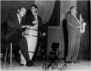 Candidodizzyparker. 1950 Jaramillo