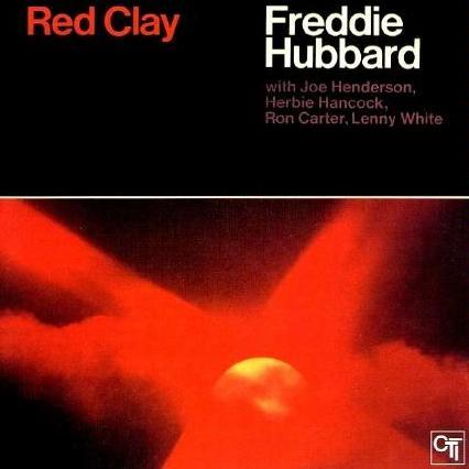 AlbumcoverFreddieHubbard-RedClay