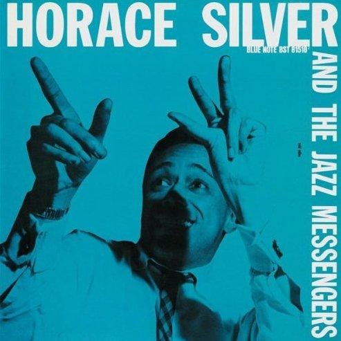 AlbumcoverHoraceSilverAndTheJazzMessengers