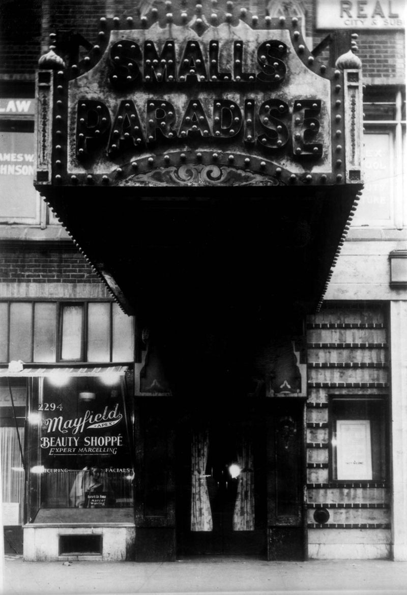 GOH 87 Small's Paradise 1920