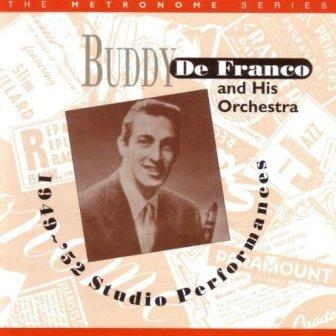 AlbumcoverBuddyDeFranco-1949-52StudioPerformances