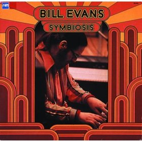 AlbumcoverBEvansSymbiosis