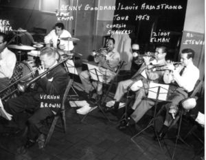 64 Benny Goodman Brass 1953