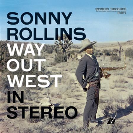 AlbumcoverSonnyRollins-WayOutWest