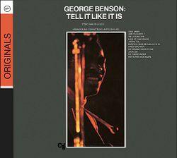 0140219 GEORGE BENSON - TELL IT LIKE IT IS