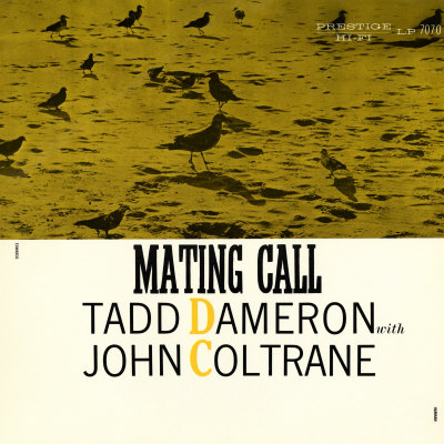 Tadd-dameron-with-john-coltrane--mating-call