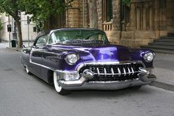 Rex Bennetts '55 Cadillac 002
