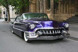 Rex Bennetts '55 Cadillac 002