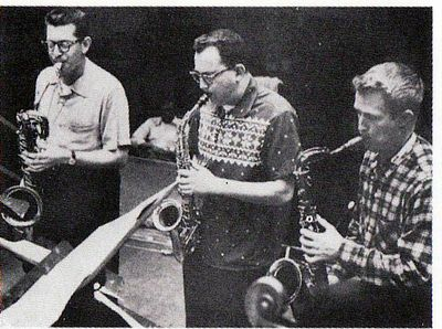 Lennie niehaus-bob gordon,LN, Bill Perkins in March 1955 at Vol 4 date