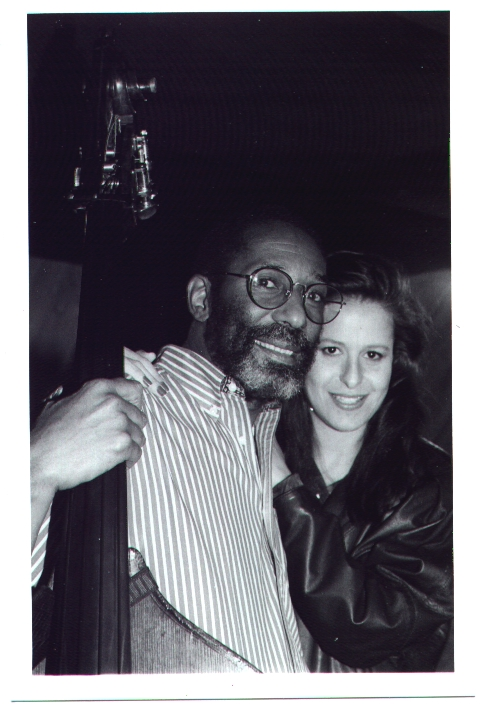 Huks(photo6, Ron Carter & Ithamara Koorax)