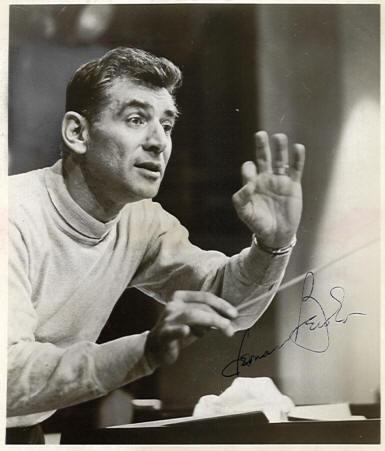 Leonard-bernstein-conducting