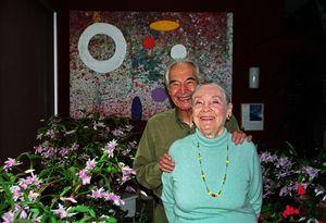 HO_Dave and Iola Brubeck-Hank O'Neal (2006)
