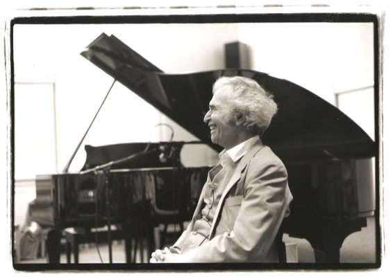 Brubeck at Harvard, 1982-Herb Snitzer