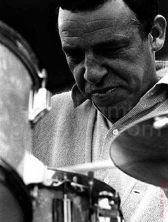 Williams_ted_buddy_rich_newport_jazz_festival_1965_11x14_L