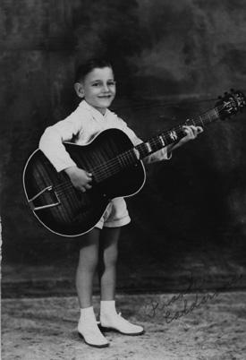 Frank aged 5