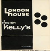 CHICAGO+-+RESTAURANT+-+MISTER+KELLY'S+-+LONDON+HOUSE+-+MATCHBOOK+BACK