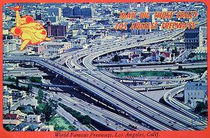 Freeway-postcard