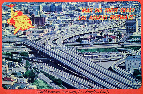Freeway-postcard