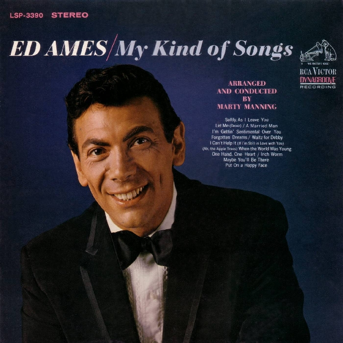 Ames, ed - my kind of songs gdmac