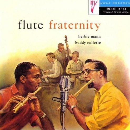 AlbumcoverHerbieMann-BuddyCollette-FluteFraternity