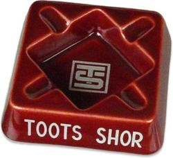 Toots-shor-ashtray