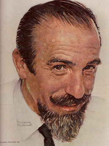 Mitch-miller-norman-rockwell