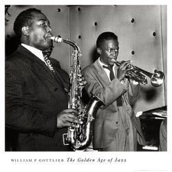 William-p-gottlieb-charlie-parker-and-miles-davis