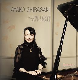 Cover_CD_Ayako_Shirasaki_Falling_Leaves_258x264px