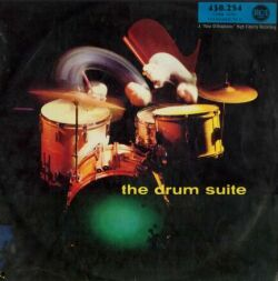 1The Drum Suite_LP_front_cover