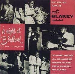 Art+Blakey++A+Night+At+Birdland+vol+2+1954