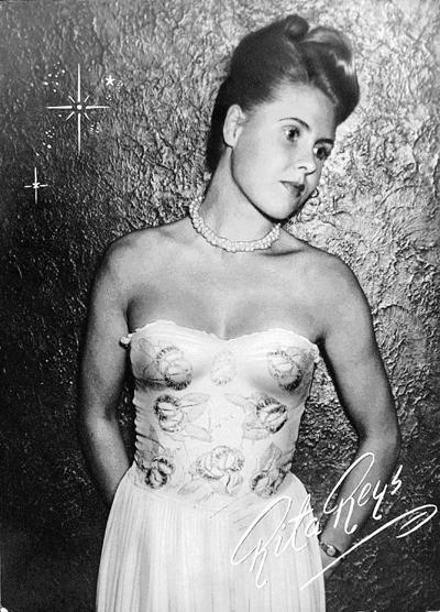Publiciteitsfoto 1949