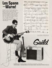 Guild-1967LesSpann