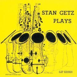 AlbumcoverStanGetzPlays