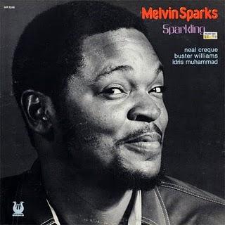 Melvin+Sparks+Sparkling+1982