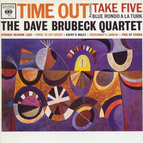 AlbumcoverDaveBrubeck-TimeOut