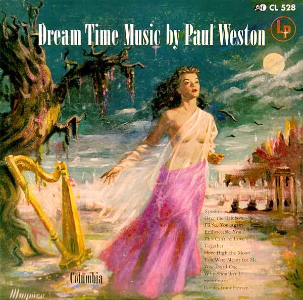 Paul-weston-dream-time-music