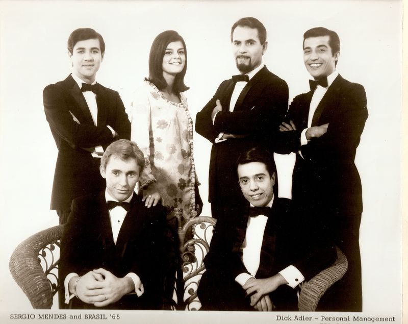 Sergio Mendes and Brasil 65-Featuring M.V (2) (1965)