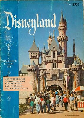 Disneyland+Guide+1957