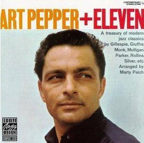 AlbumcoverArtPepperPlusEleven