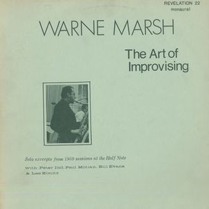 Warne+Marsh+-+The+Art+Of+Improvising+(Volume+1)
