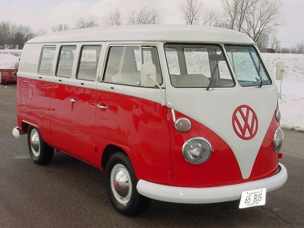 Volkswagen-Bus
