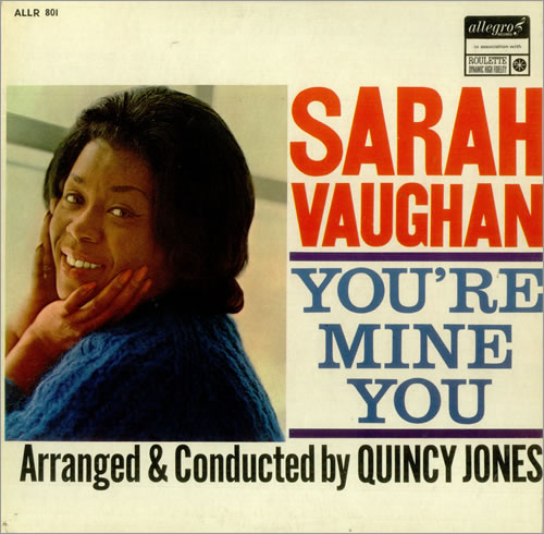 Sarah-vaughan-youre-mine-you-448351