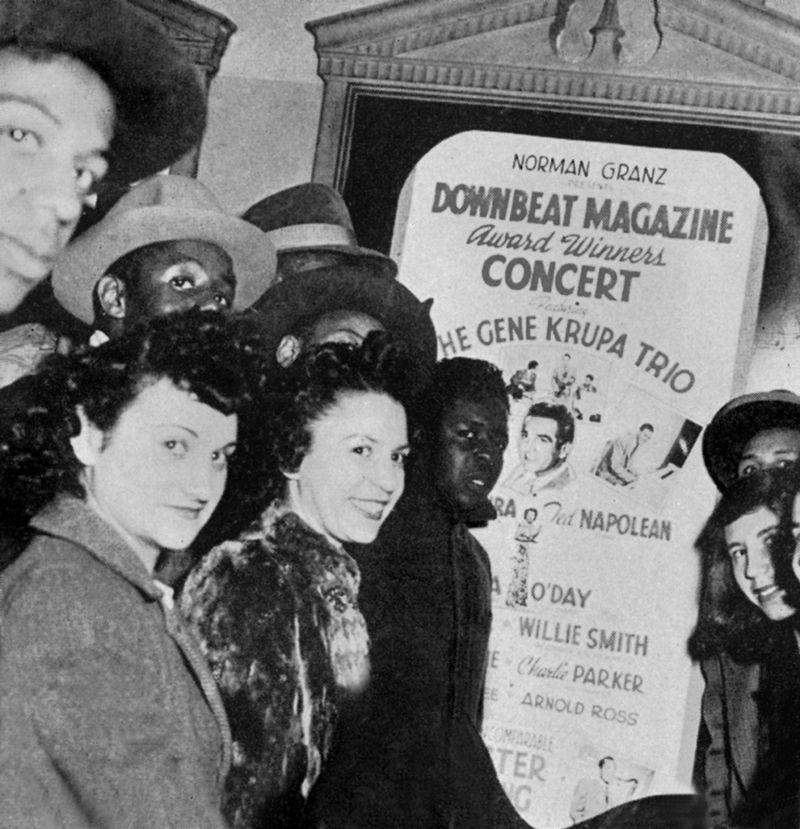 002 down beat concert 1946