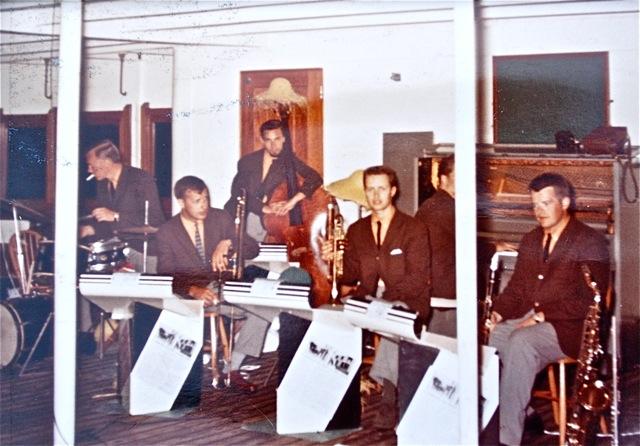 SEVEN SEAS 1961