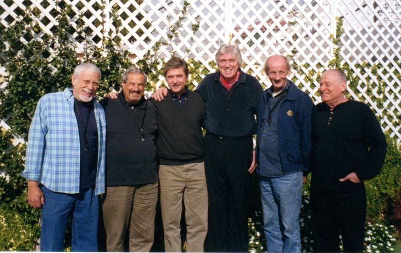 W.Supersax-Lanny Morgan, Jay Migliori, Jordi, Med Flory, Ray Reed and Jack Nimitz (2000)