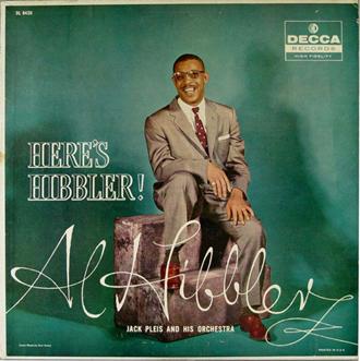 LP - Decca - Here's Hibbler - midi