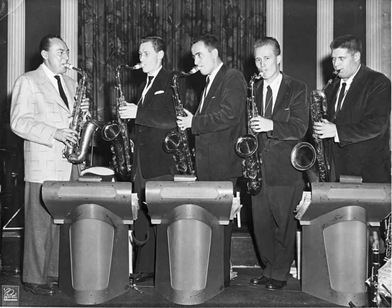 Arno Marsh-Woody Herman 1952 (see credits)