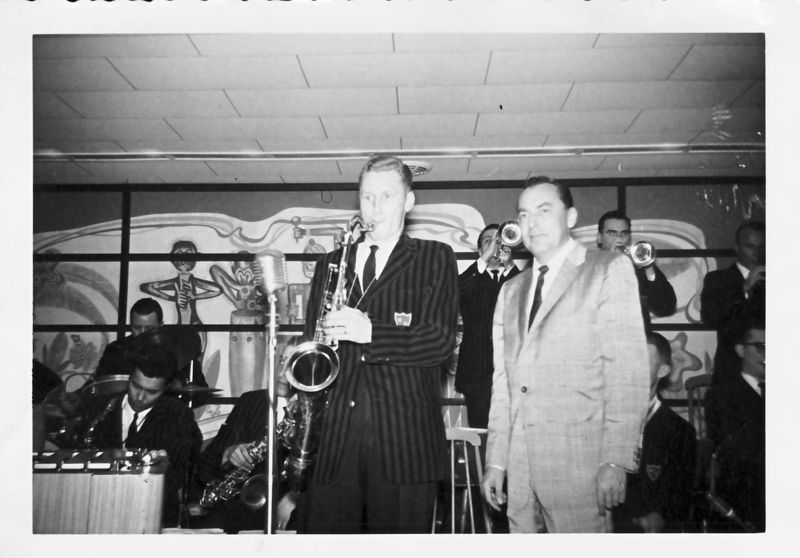 Arno Marsh w: Woody Herman (1956)